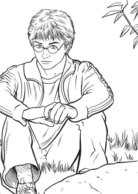 harry potter coloring book for adults grown ups awesome potter printable pages for to color coloring