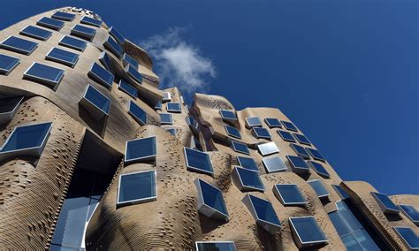 frank gehry frank gehry says his crumpled paper bag building will remain a one and design the