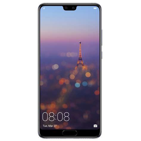 huawei mobil telefon mobil huawei p20 dual sim 128gb 4g blue emag ro