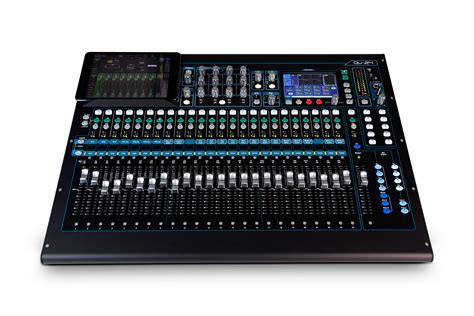 Mixer Allen Heath Qu24 qu 24 allen heath
