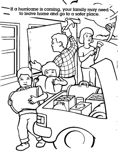 coloring pages for safety safety plan coloring pages coloringpagesabc