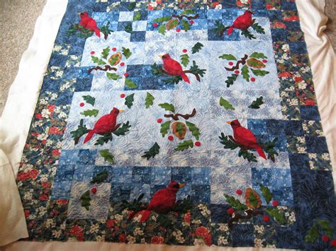 artistic quilting christmas quilts
