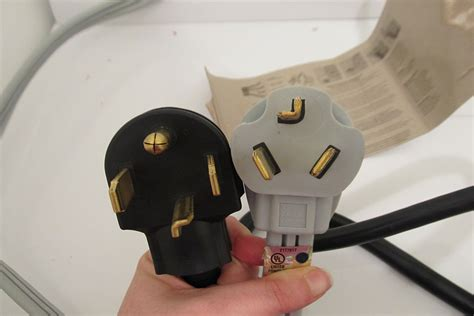 convert light socket to 3 prong outlet comfortable 4 wire dryer plug ideas electrical and