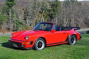 Porsche Forum Beautiful 1984 Porsche 911 Cabriolet Rennlist