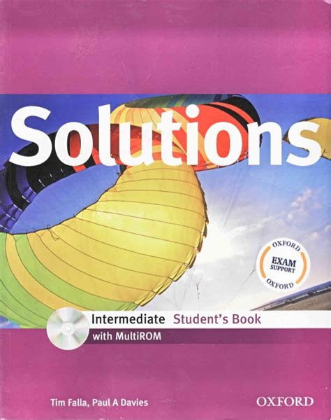 solutions intermediate students book 8467382015 4 solutions intermediate student s book