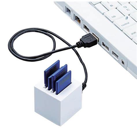 Cardreader Votre 1slot Microsd elecom 4 slot mini sd reader