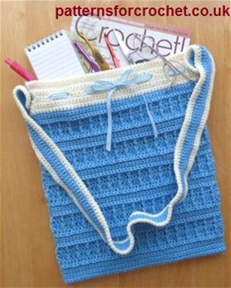 free tote bag pattern uk free crochet pattern tote bag usa