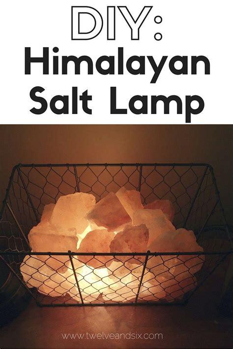 Diy Himalayan Salt L Best Of Typical