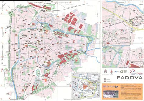 padua map large padua maps for free and print high