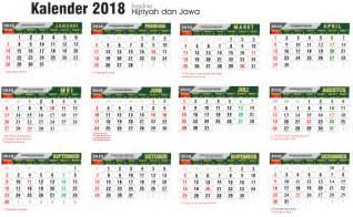 Kalender 2018 Vector Undangan Gratis Desain Undangan Pernikahan