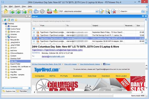 email viewer extract and convert microsoft outlook email how to