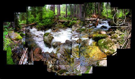 landscape photography montage idaho water