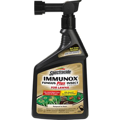 repellent for lawn spectracide immunox 32 fl oz ready to spray concentrate