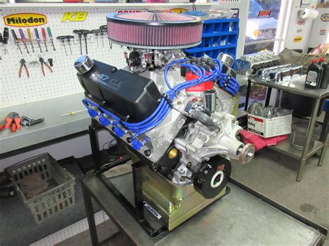 Crate Motors Ford by 347 Ford Stroker Roller Crate Engine With 480 Hp