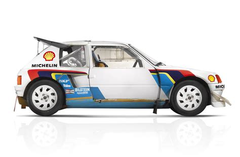 peugeot 205 group b peugeot 205 t16 1 track fever