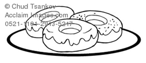 food tray coloring page clipart illustration of food coloring page of a tray of