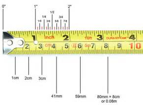 how to read dimensions how to read a tape measure the tape store