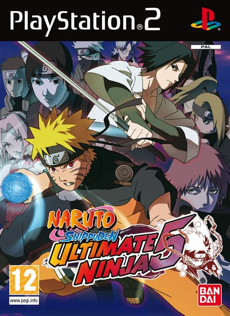 film naruto ultimate ninja 3 test naruto shippuden ultimate ninja 5 ps2