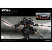 Wicked Cool TRANSFORMERS AGE OF EXTINCTION Concept Art
