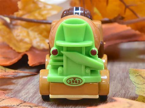Diecast Tomica Disney Motors Dm 16 Caspals Chip Dale ドングリ型のミキサー車 トミカ ディズニーモータース dm 16 キャスパルズ チップ デール