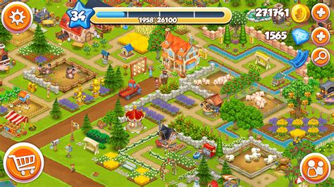 design hay day terbaik let s farm android apps on google play