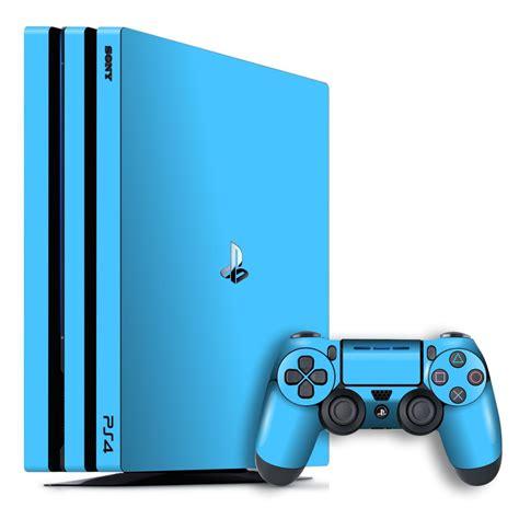 Home Design Game Free by Playstation 4 Pro Ps4 Pro Blue Matt Skin Easyskinz