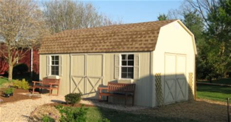 save   amish built wood storage shed fast delivery