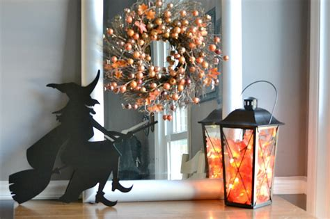 witch home decor easy halloween decorating ideas