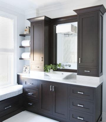 bathroom cabinet designs 25 best ideas about white bathroom cabinets on pinterest