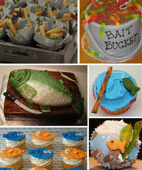 Southern Blue Celebrations: Fishing Party Ideas & Inspirations