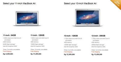 Macbook Air Indonesia Apple Hadirkan Varian Macbook Air Yang Lebih Bertenaga Jagat Review