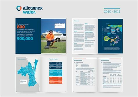 annual report design sles 17 best images about annual reports on behance