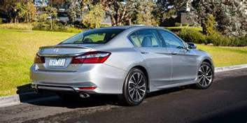 Honda Accord V6 Sport 2017 Honda Accord V6 Review Caradvice