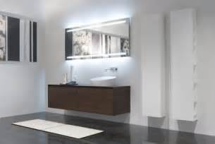 Antonio lupi back lit mirrors modern bathroom mirrors vancouver