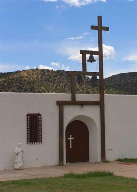st jude thaddeus catholic church in the hondo san