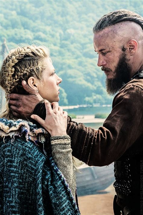 vikings rollo braided hair katheryn winnick lagertha s hairstyle in vikings strayhair