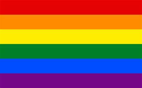 lgbt flag colors buy lgbt pride rainbow flag printed sewn