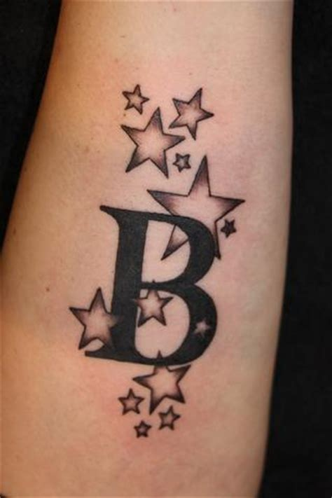 tattoo lettering with stars index of tattoo designs var resizes lettering script