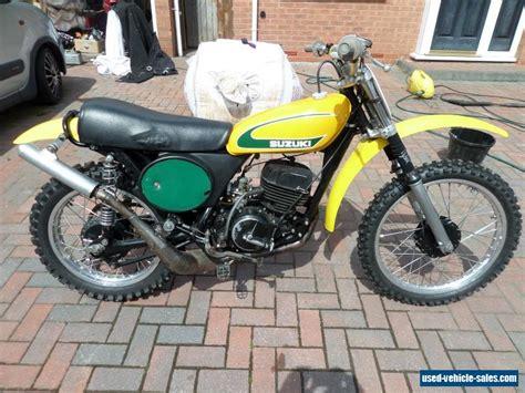 Suzuki 250 Motorcycle For Sale 1974 Suzuki Tm 250 For Sale In The United Kingdom