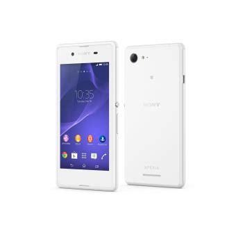 Casing Sony Xperia E3 Promo M E smartphone sony xperia e3 4g 4 go blanc smartphone