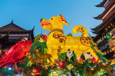 new year 2018 shanghai new year 2018 year of to be lucky for