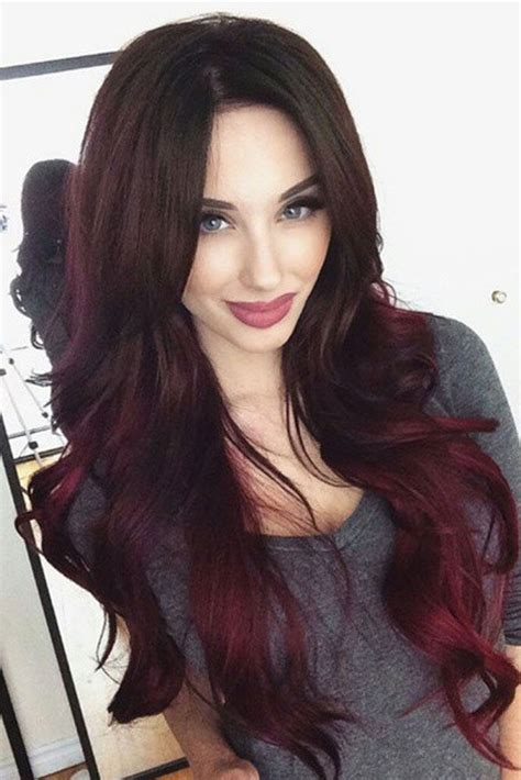 hair dye colors for black hair best 25 ombre hair color ideas on ombre hair