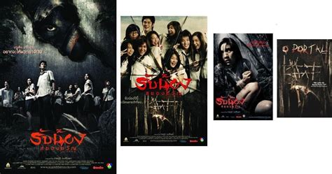 film horor asal thailand nakuro kur kur ナクロ scared film horor thailand