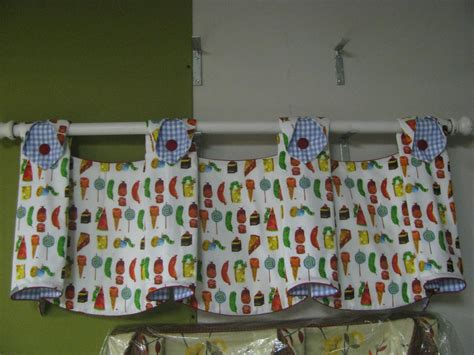 eric carle curtains hand crafted valance and or curtains based on the very
