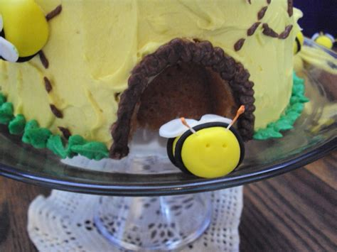 bees abejas cakecentral