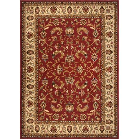 Home Dynamix Royalty Rug by Home Dynamix Royalty Ivory 5 Ft 2 In X 7 Ft 2 In
