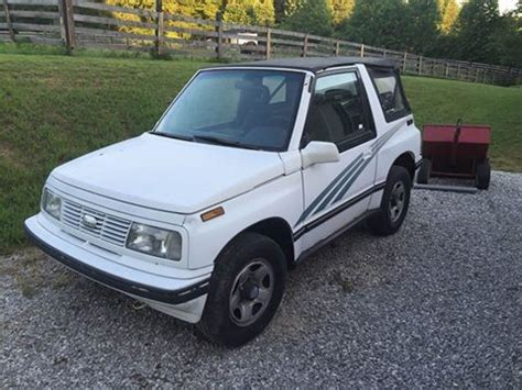 1995 geo tracker $1 possible trade 100686417 | custom