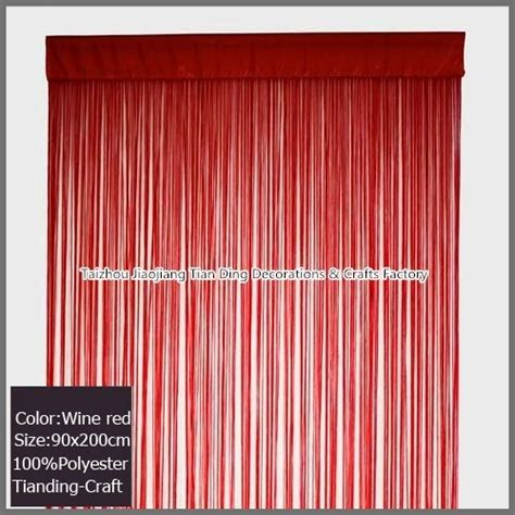 fringe door curtain china fringe door curtains string curtain for decor wine