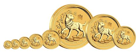 puppy gold the perth mint debuts its 2018 bullion coin ranges from lunar to kookaburra