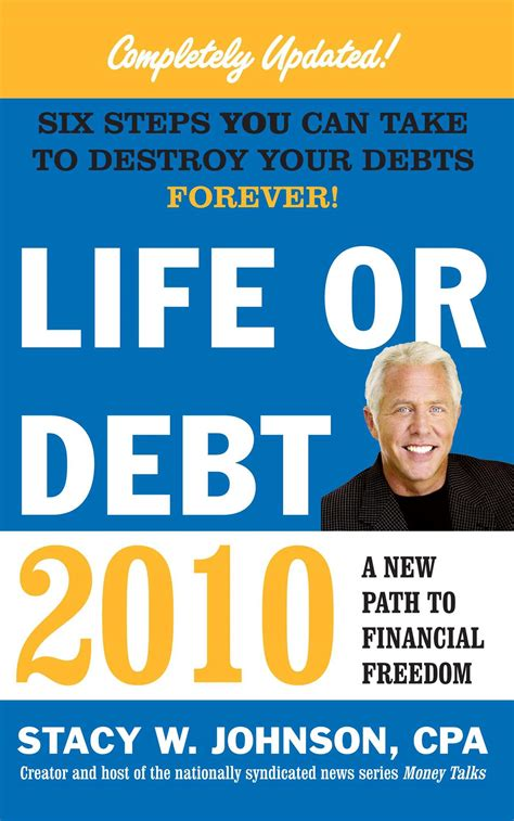 Books To Help You Find Financial Freedom by Or Debt 2010 Book By Johnson Official